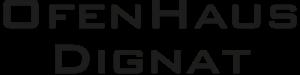 Ofenhaus Dignat Logo